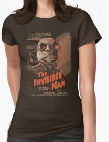 VINTAGE MOVIE POSTER Womens Fitted T-Shirt