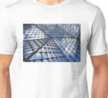 Geometric Sky - Fabulous Modern Architecture in London, UK Unisex T-Shirt
