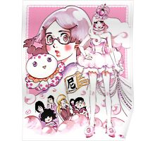 Kuragehime - Princess and the Jellyfish Poster