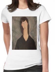 Amedeo Modigliani - Buste de femme Busto Woman Portrait Fashion  Womens Fitted T-Shirt