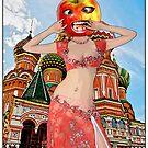 Russian Apple Head Girl by JoelCortez