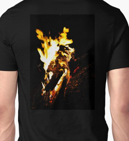 """Burning Croc"" Unisex T-Shirt"