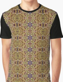 Light Kaleidoscope Bright Graphic T-Shirt