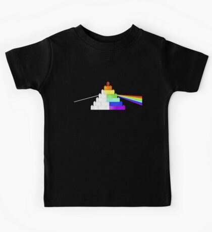 Another Brick in the Wall? - T shirt Kids Tee