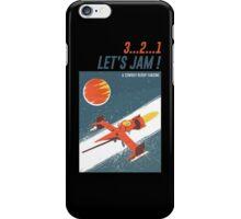 Let's Jam - Cowboy Bebop iPhone Case/Skin