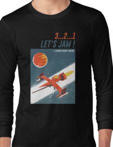 Let's Jam - Cowboy Bebop Long Sleeve T-Shirt