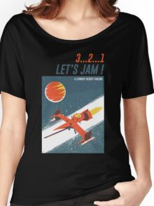 Let's Jam - Cowboy Bebop Women's Relaxed Fit T-Shirt