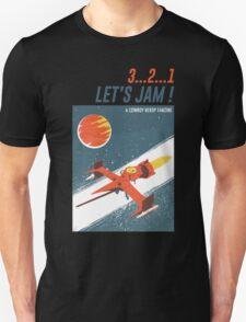 Let's Jam - Cowboy Bebop Unisex T-Shirt