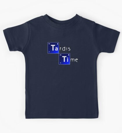 Elements of Time Kids Tee