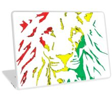 Rasta Lion Laptop Skin