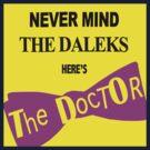 Never Mind The D*leks by BlueShift