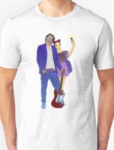zombie guitarist T-Shirt