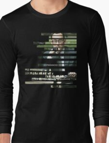 Finch - Person of Interes - Quote Long Sleeve T-Shirt