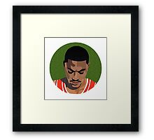 Jimmy Butler - chicago bulls Framed Print