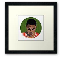 Jimmy Butler - chicago bulls Framed Print