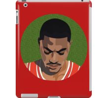 Jimmy Butler - chicago bulls iPad Case/Skin