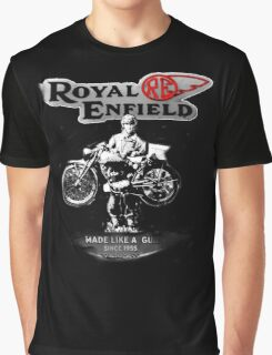 ENFIELD.. Graphic T-Shirt
