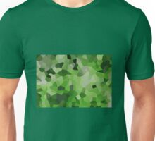 Small Green Crystals Unisex T-Shirt