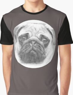 The Pug Graphic T-Shirt