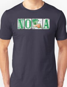 Irish NOLA Street Tiles  Unisex T-Shirt