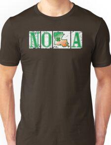 Irish NOLA Street Tiles  Unisex T-Shirt
