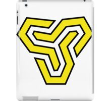 Space Soldiers logo from CS:GO iPad Case/Skin