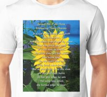 Believe Me If All Those Endearing Young Charms 2 Unisex T-Shirt