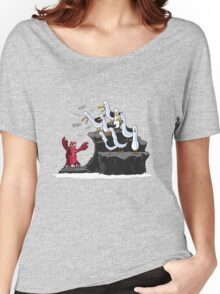 The crab is mine! Women's Relaxed Fit T-Shirt
