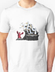 The crab is mine! Unisex T-Shirt