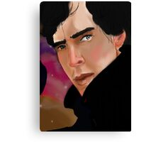 Sherlock - A Man Out Of His Time Canvas Print