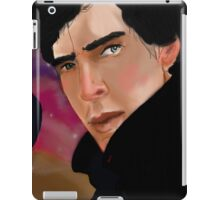 Sherlock - A Man Out Of His Time iPad Case/Skin