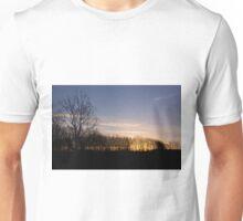 Sunrise on New Year's Day, 2013 Unisex T-Shirt
