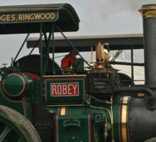 Robey Steam Engine Sticker