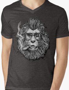Winya No. 47 Mens V-Neck T-Shirt