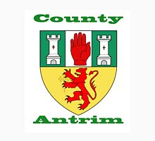 County Antrim Coat of Arms Unisex T-Shirt