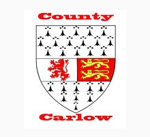 County Carlow Coat of Arms Unisex T-Shirt