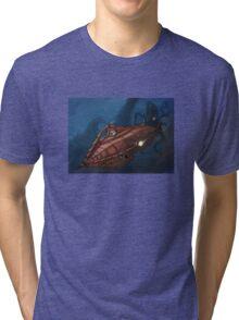 Carsified - The Nautilus Tri-blend T-Shirt