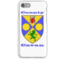 County Cavan Coat of Arms iPhone Case/Skin