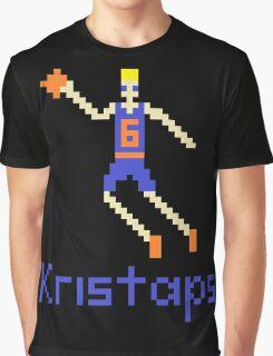 Kristaps Pixel Graphic T-Shirt