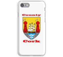 County Cork Coat of Arms iPhone Case/Skin