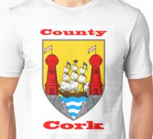County Cork Coat of Arms Unisex T-Shirt