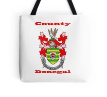 County Donegal Coat of Arms Tote Bag