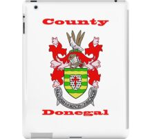 County Donegal Coat of Arms iPad Case/Skin