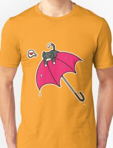 Cat's umbrella T-Shirt