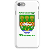County Down Coat of Arms iPhone Case/Skin