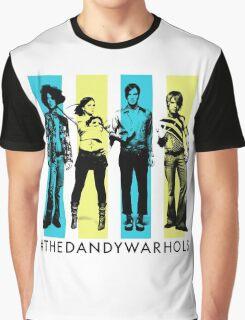 The Dandy Warhols T-Shirt Graphic T-Shirt