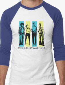 The Dandy Warhols T-Shirt Men's Baseball ¾ T-Shirt