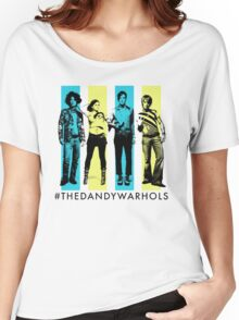 The Dandy Warhols T-Shirt Women's Relaxed Fit T-Shirt