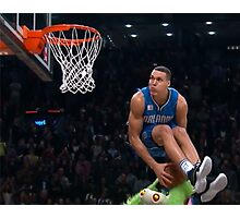 Aaron Gordon Slam Dunk Contest 2016 Photographic Print