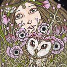 Blodeuwedd by Anita Inverarity